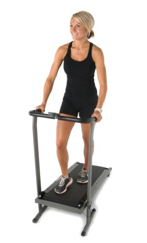 Stamina-InMotion-Manual-Treadmill-Pewter-Grey-Black