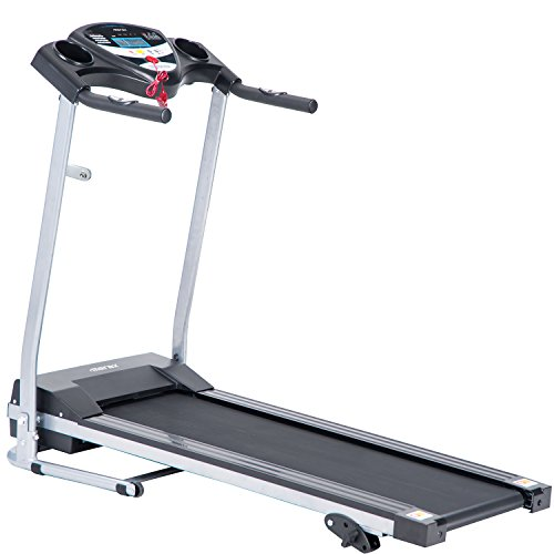 Merax Jk1603e Easy Assembly Folding Electric Treadmill