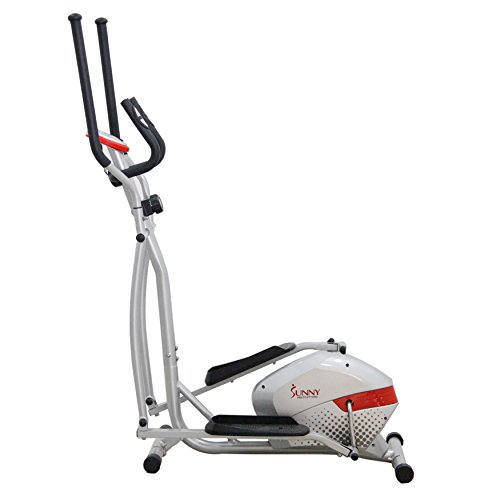 Sunny-Health-Fitness-SF-E3416-Magnetic-Elliptical-Trainer-Gray