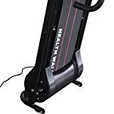 Fitnessclub-500W-Folding-Electric-Motorized-Treadmill-Portable-Running-Gym-Fitness-Machine-Black